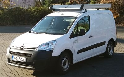 Citroën Berlingo Transporter
